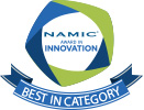 2014 NAMIC Award in Innovation Best in Category