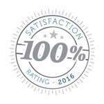 100% Attendee Satisfaction in 2016