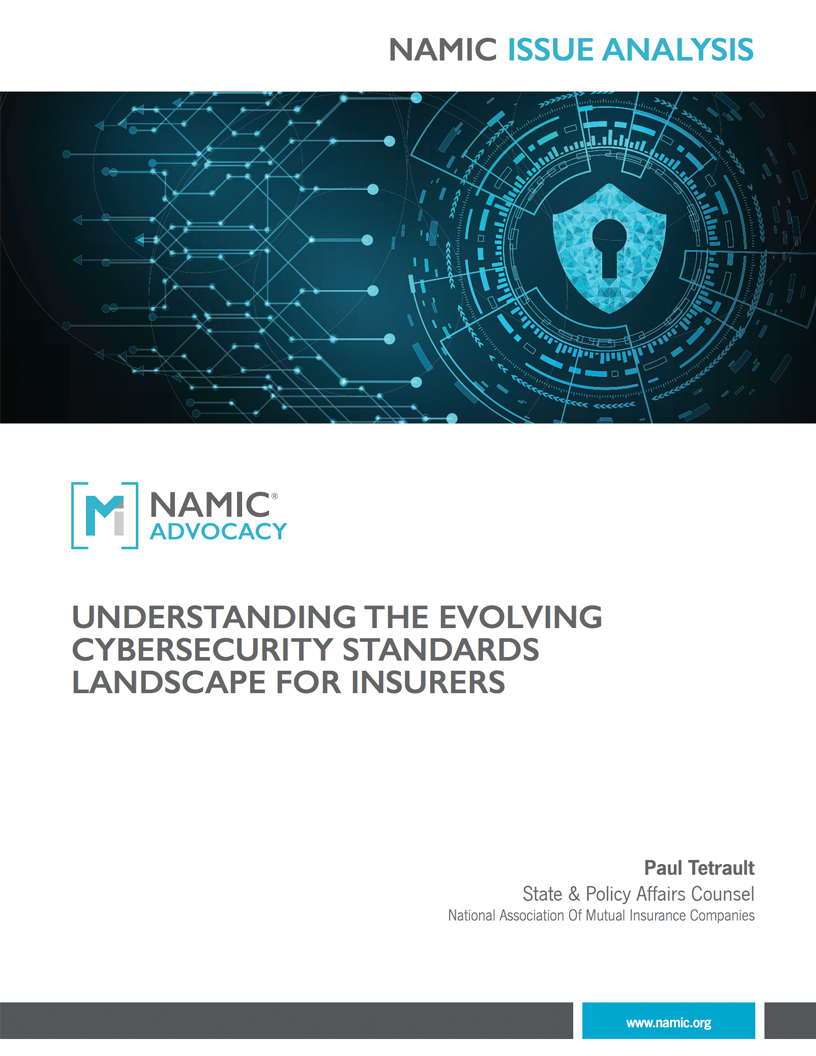 Understanding the Evolving Cybersecurity Standards Landscape for Insurers PDF