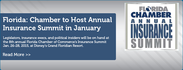 Florida: Annual Insurance Summit Set for January