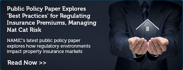 Public Policy Paper Explores Best Practices for Regulating Insurance Premiums