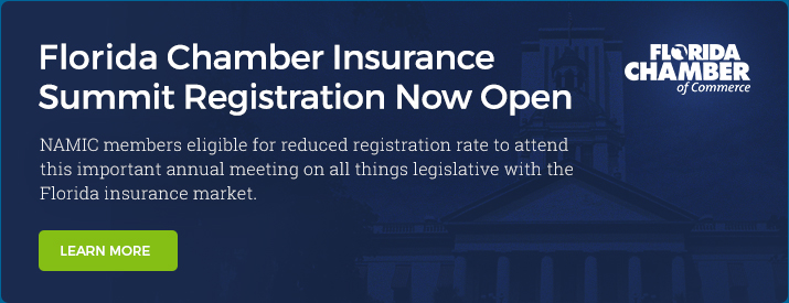 Florida Chamber of Insurance Summit Registration Now Open