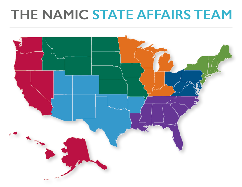 The NAMIC State Affairs Team