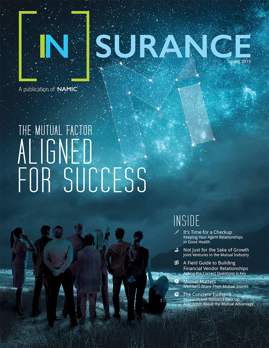 Mutual INsurance | A publication of NAMIC